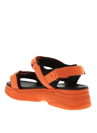 Vero Moda Sandalet Kırmızı